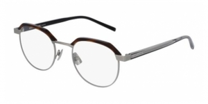 SL 124 002 SHINY MEDIUM HAVANA/SEMIMATTE ANTIQUE SILVER
