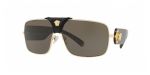 VERSACE Squared Baroque VE2207Q 1002/3