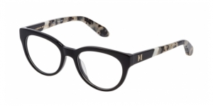 CAROLINA HERRERA NEW YORK VHN612M 0700 SHINY BLACK