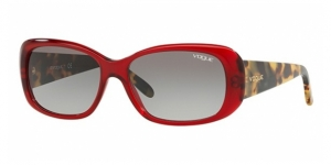 VO2606S 194711 TRANSPARENT RED