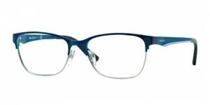 VO3940-964S BRUSHED BLUE/SILVER