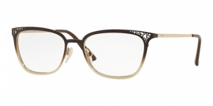 VOGUE EYEWEAR VO4103 997 TOP BROWN GRAD ON PALE GOLD