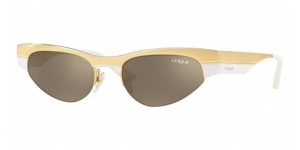 VO4105S 280/5A BRUSHED GOLD/WHITE