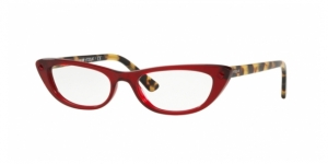 VO5236B 1947 TRANSPARENT RED