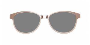 ECO VOLGA 2 CLIP-ON NUDE FADE